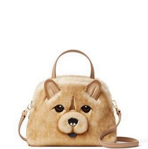 Kate Spade year of the dog satchel